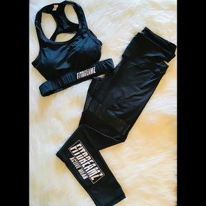 FITDREAMZ 2 Piece Athletic Wear